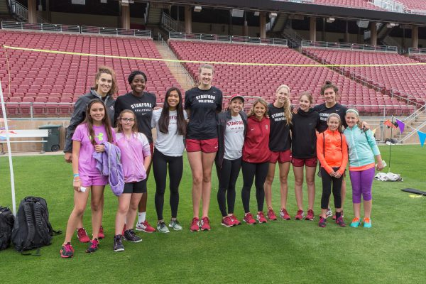 Stanford Women's Vollyball Team