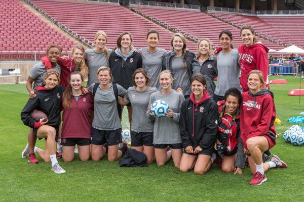 Stanford Women's Soccer Team